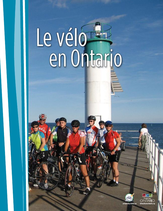 Cycling in Ontario FR Cover